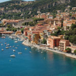 The Region of Provence Alpes Cote d'Azur