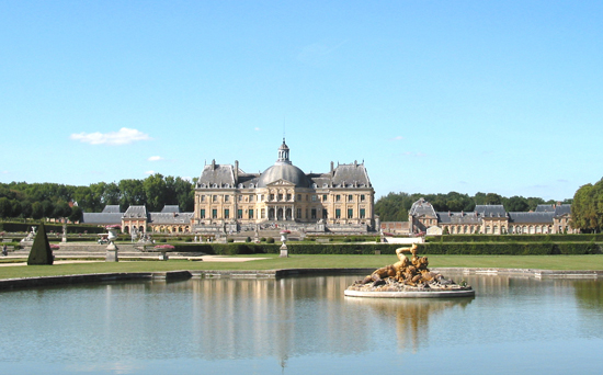 The Region of Paris Ile-De-France