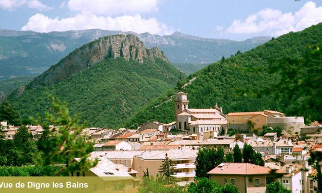 Digne Les Bains