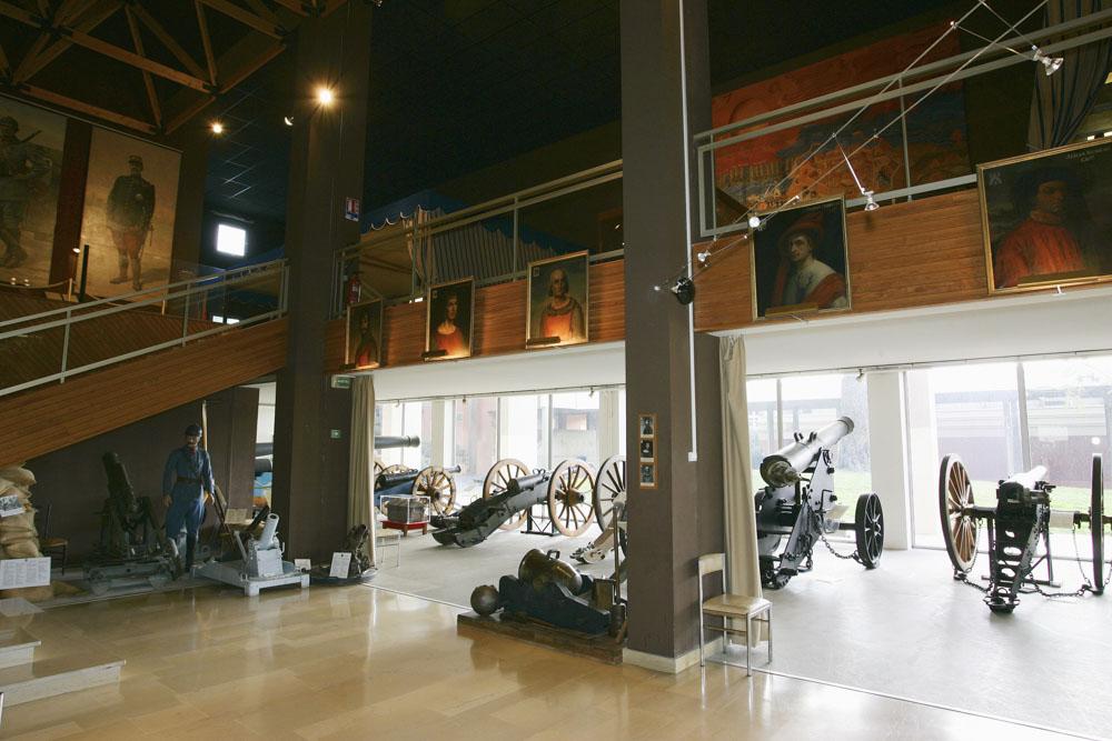 Musée de l'Artillerie à Draguignan Var F83