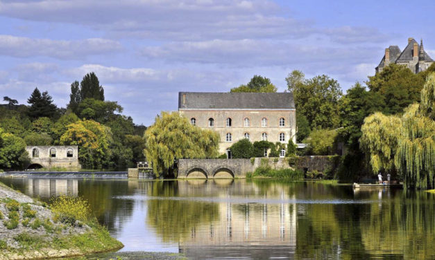 The Region of Pays De La Loire