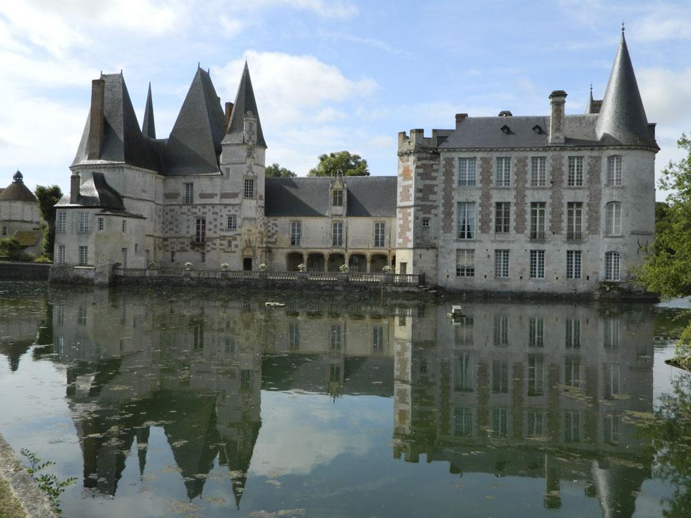 Chateau Hotels Near Rouen