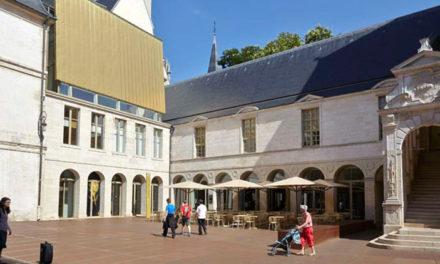 5. Musée des Beaux Arts in Dijon