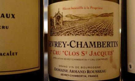 11. Clos de Bourgogne in Gevrey-Chambertin