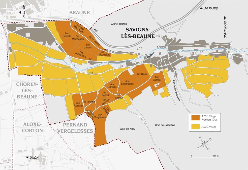 70 Savigny-les-Beaune