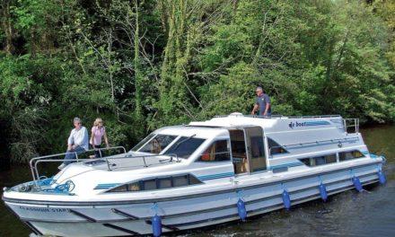 Le Boat in Burgundy-Franche-Comté